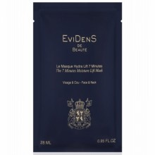 Маска для лица и шеи увлажняющая «7 МИНУТ» EviDenS de Beauté, Объем 28 мл