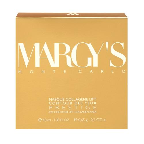 Коллагеновые лифтинг-патчи для контура глаз Margys Monte Carlo Eye Contour Lift Collagen Mask - 5 Appl