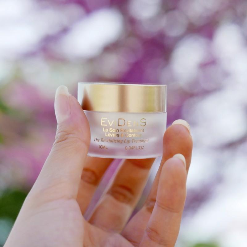 Восстанавливающий бальзам для губ The Revitalizing Lip Treatment от EviDenS de Beaute